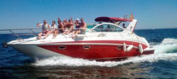 Charter Boat Marbella